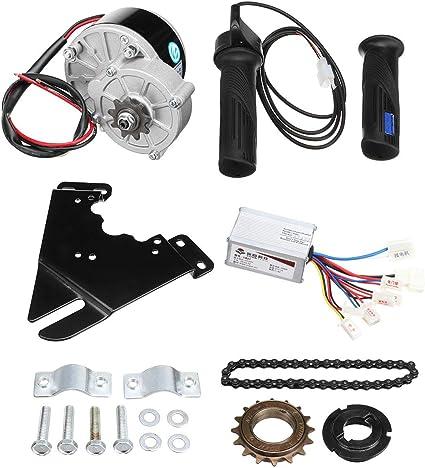 C-FUNN Kit De Controlador De Motor De Scooter De Conversión De ...