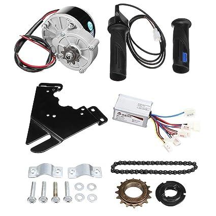 C-FUNN Kit De Controlador De Motor De Scooter De Conversión ...