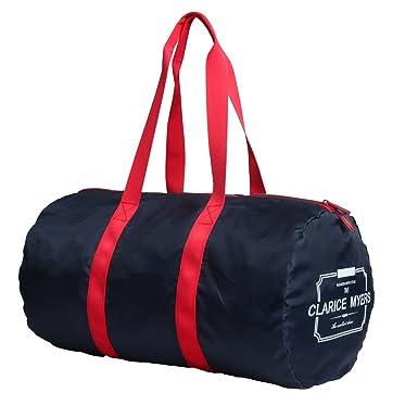 Amazon.com: youpeck de largo bolsa de viaje para Hombres y ...