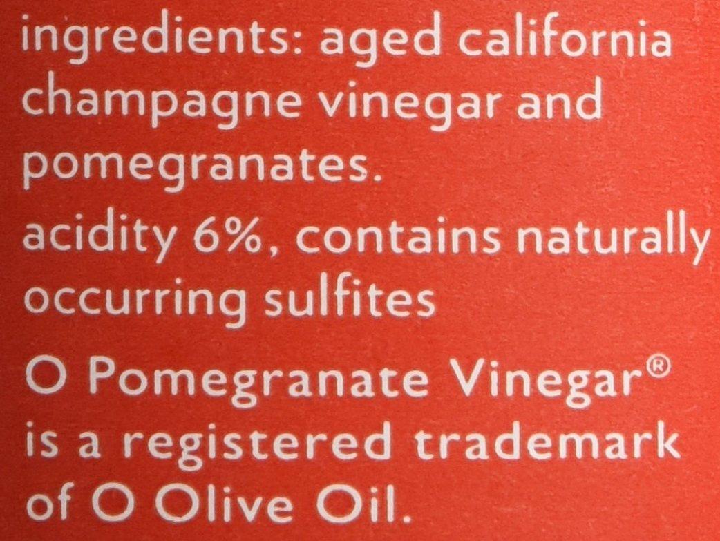 O OLIVE OIL & VINEGAR Pomegranate Champagne Wine Vinegar, 6.8 Fluid Ounce by O OLIVE OIL & VINEGAR (Image #4)