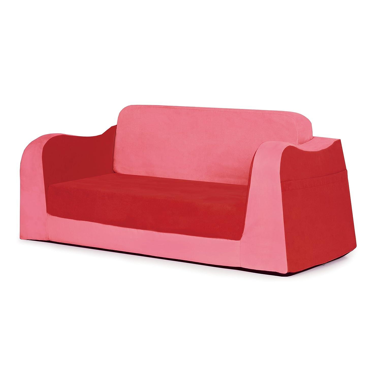 Amazon P kolino Little Reader Sofa Blue Baby