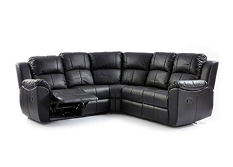 VALENCIA LOVESOFAS 2C2 de piel sillón reclinable y sofá en ...