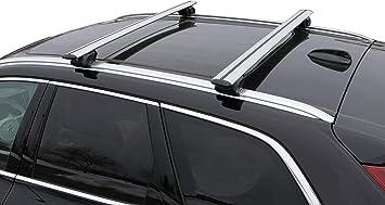 Amazon Com Brightlines Roof Rack Cross Bars Compatible With Hyundai Tucson 2016 2020 Automotive