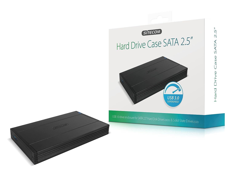 Sitecom MD-392 USB 3.0 Hard Drive Case SATA 2.5