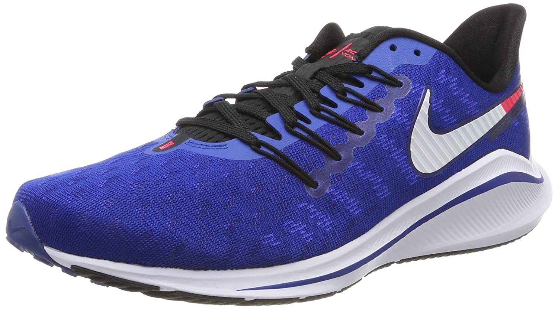 Bleu (Indigo Force Photo bleu rouge Orbit bleu Void blanc 400) Nike Air Zoom Vomero 14, Chaussures de Running Homme 43 EU
