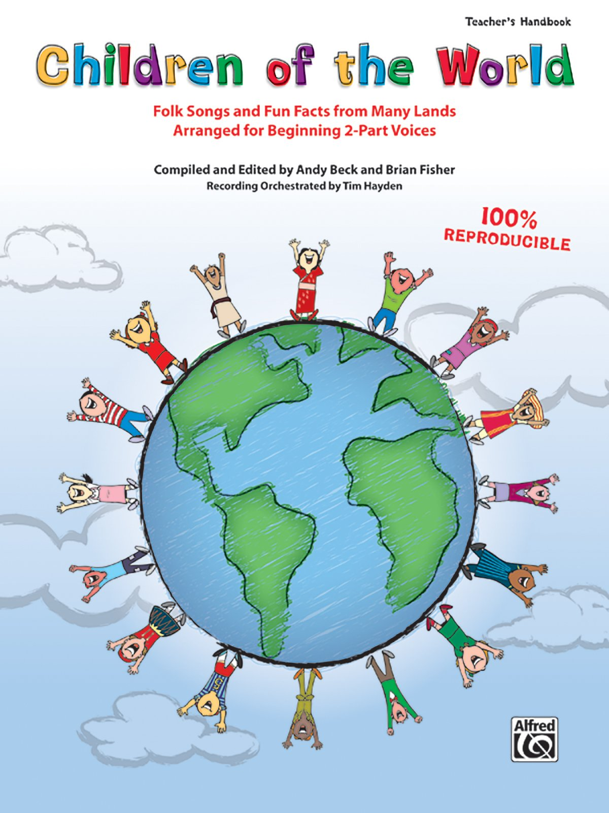 Children of the World: Folk Songs and Fun Facts from Many Lands, Arranged for Beginning 2-Part Voices pdf epub