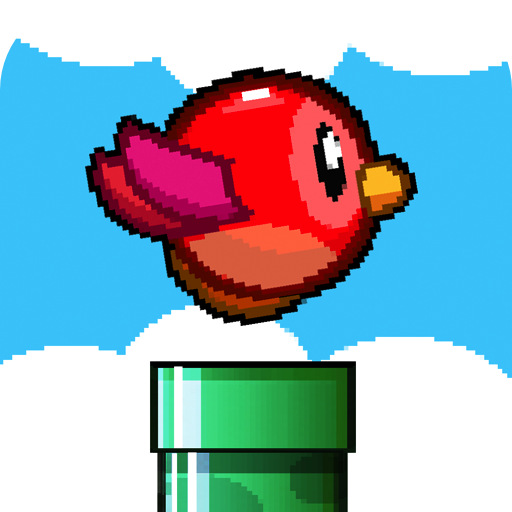 Flappy Feathers FREE - Flappy City
