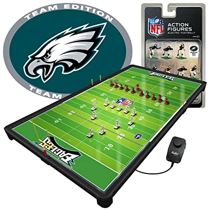 027c88c4 Amazon.com: NFL Philadelphia Eagles NFL Pro Bowl Electric Football ...