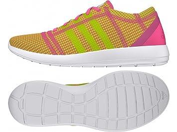 Las Señoras Zapatos Corrientes Los Adidas Element Refine Tricot De HTxxtqSw
