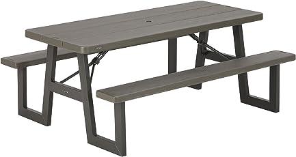 Lifetime 60233 W Frame Picnic Table