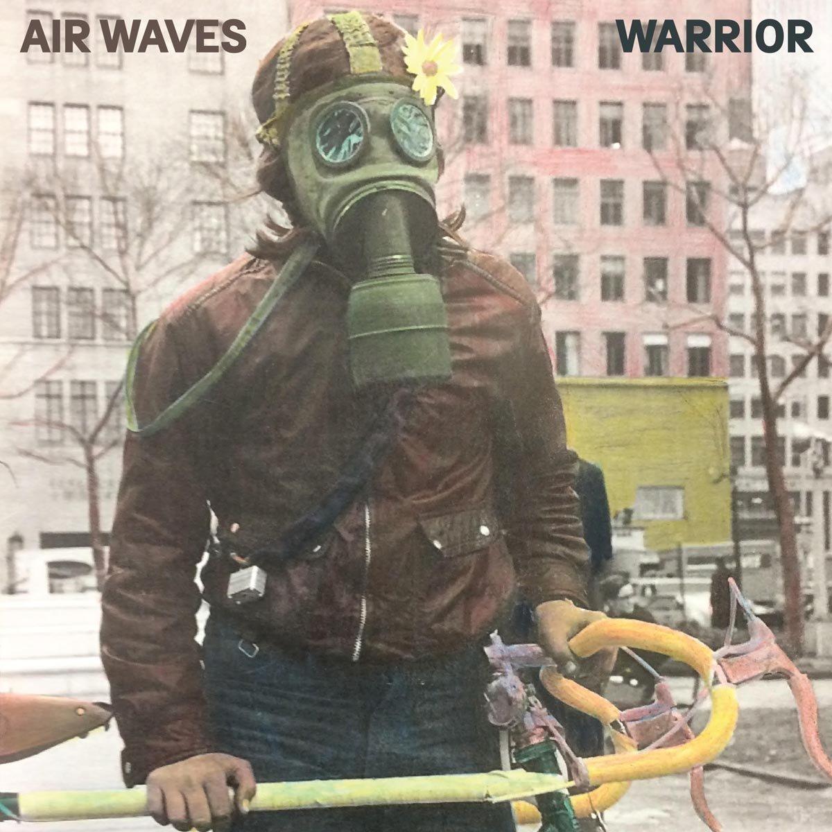 Vinilo : Air Waves - Warrior (LP Vinyl)