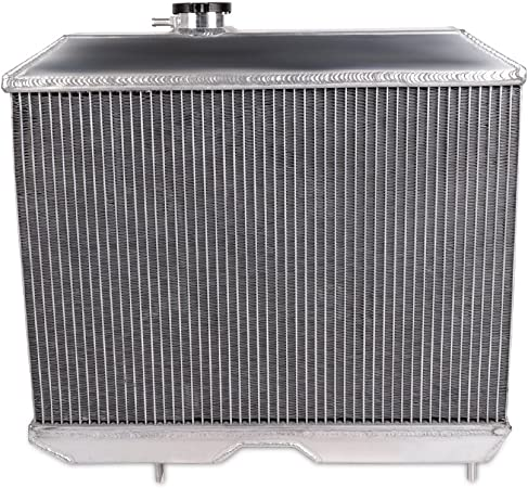 3Row All Aluminum Radiator For Jeep Willys MB//CJ-2A//M38//Ford GPW 1941-1952 43 45