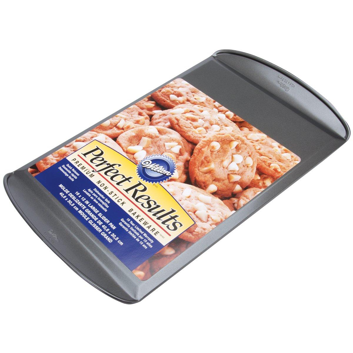 Wilton Premium Nonstick Cookie Slider, 12-Inch by 16-Inch