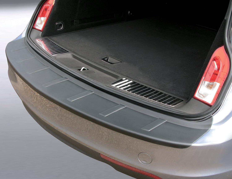 Aroba AR352 Protección Parachoques De Acero plástico ABS color negro Rearguard: Amazon.es: Coche y moto