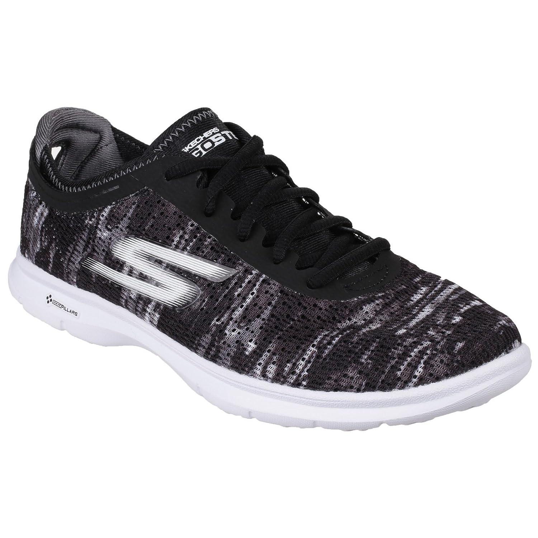 Skechers GO Step - Zapatillas Mujer 36 EU|Blanco/Negro