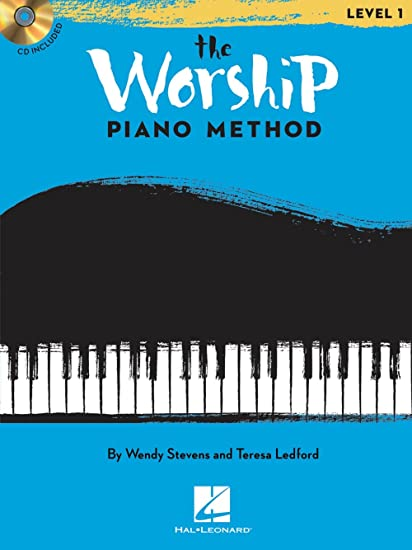 Amazon com: Hal Leonard The Worship Piano Method - Level 1