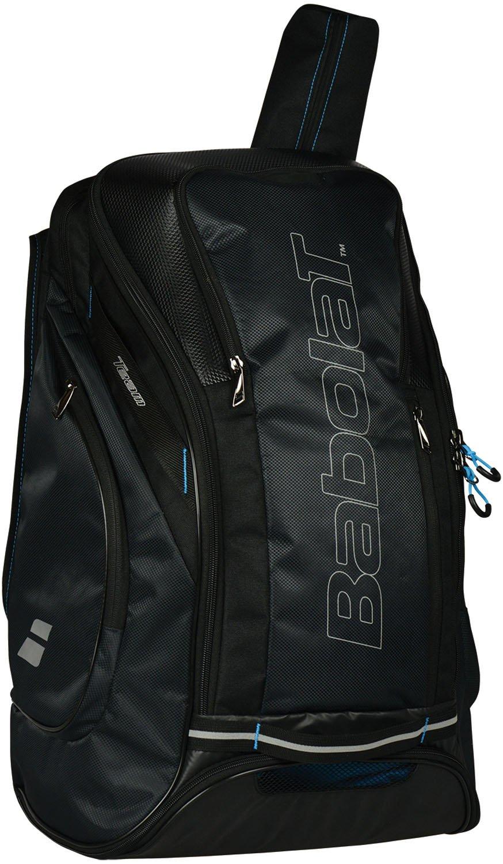 バボラ(BabolaT) テニスバッグ チームライン バックパック(ラケット収納可) BB753064 B079K5CJRP ブラック(079)