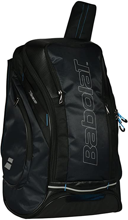 Babolat Backpack Team Maxi Mochila Negro - Plateado