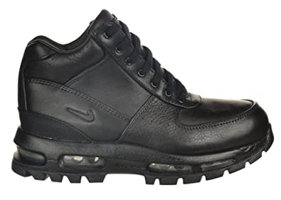 Nike Air Max Goadome Big Kids' ACG Boots Black Black 311567-001-4