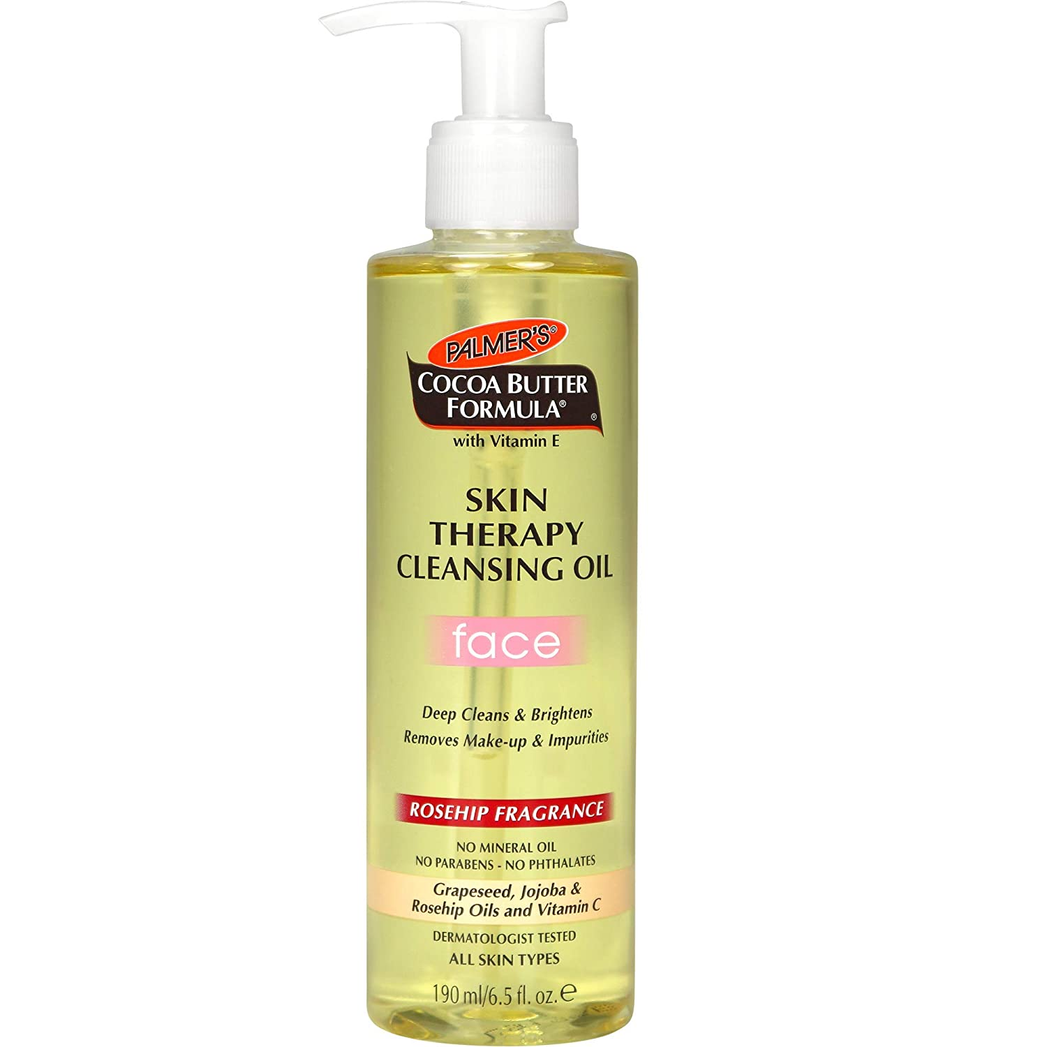palmers face oil