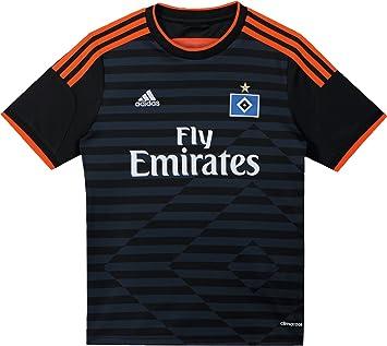 adidas - Camiseta de manga corta, diseño del club de fútbol