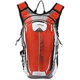 OUTERDO 自転車バックパック サイクリングバッグ 大容量 防水 背中通気 旅行 スポーツ アウトドア用