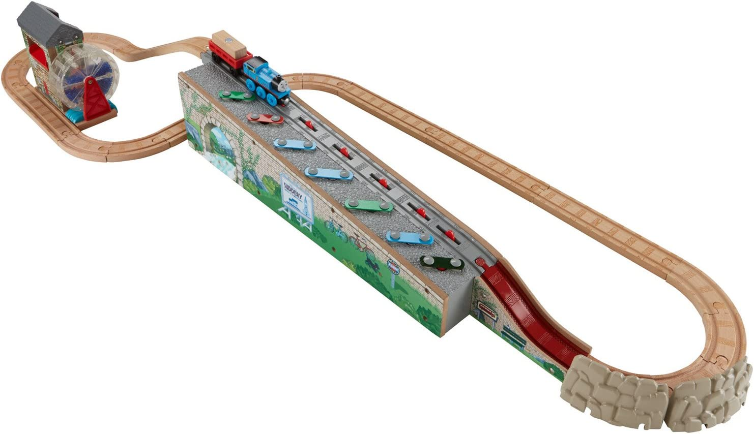 Thomas & Friends Wooden Railway Musical Melody Track Set