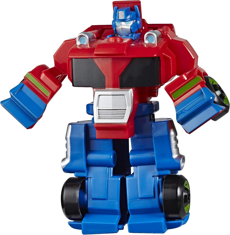 Transformers- Bots Optimus Prime (Hasbro E8104ES0)