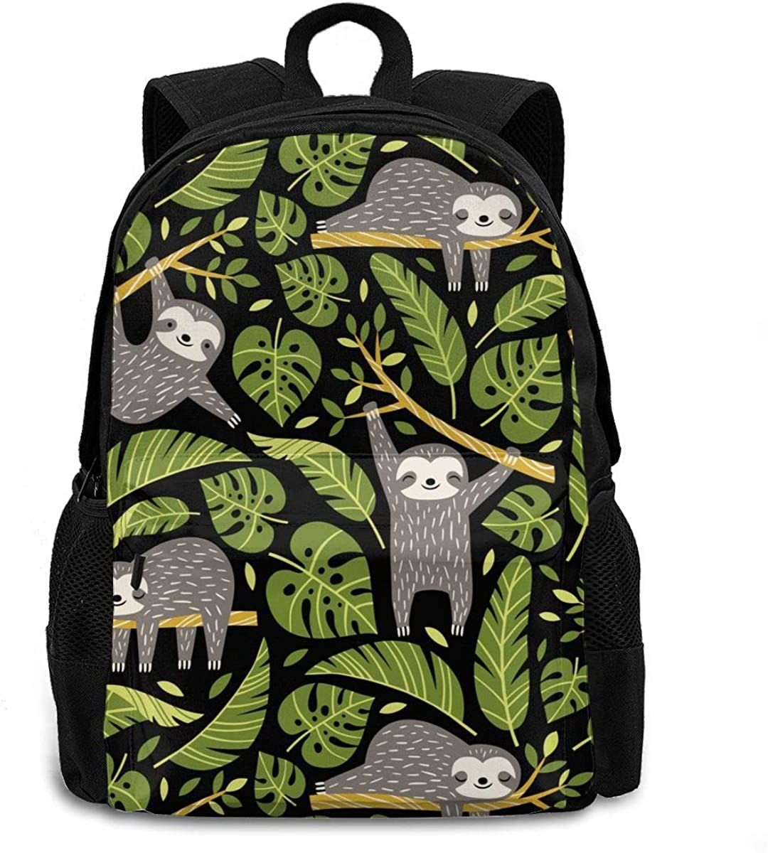 American Flag Cat Laptop Backpack College Students Bookbags School Bags Bookbag Travel Daypack for Men Women