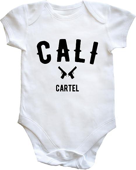 HippoWarehouse Cali Cartel Chaleco para bebés Pijama de ...