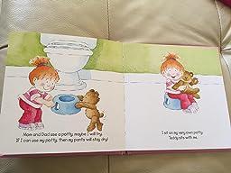 Potty Book for Girls, The: Alyssa Satin Capucilli, Dorothy