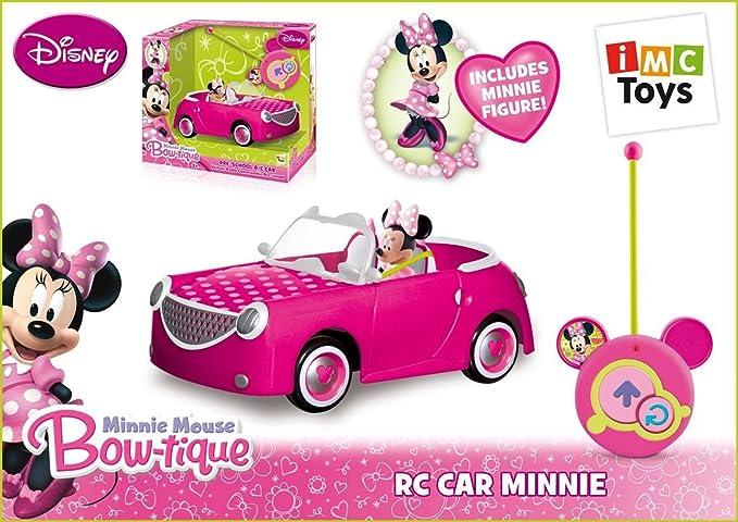 IMC Toys 181199 Minnie Auto RC con Personaggio