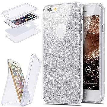 coque iphone 6 integrale paillette