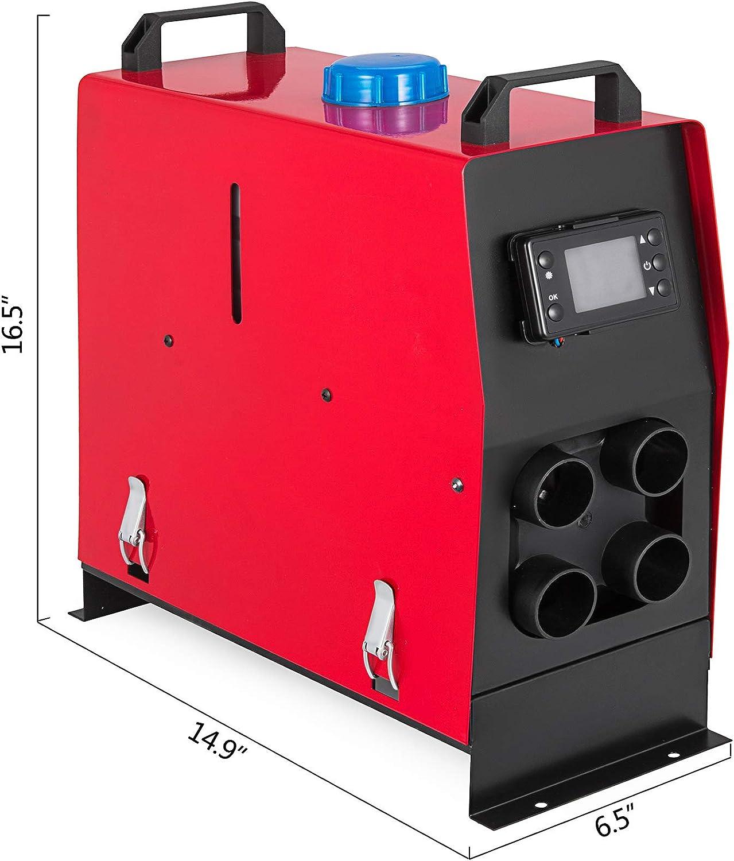 12V 5KW- Olibelle Diesel Heater Appareil de Chauffage Voiture Outils Facile /à Installer