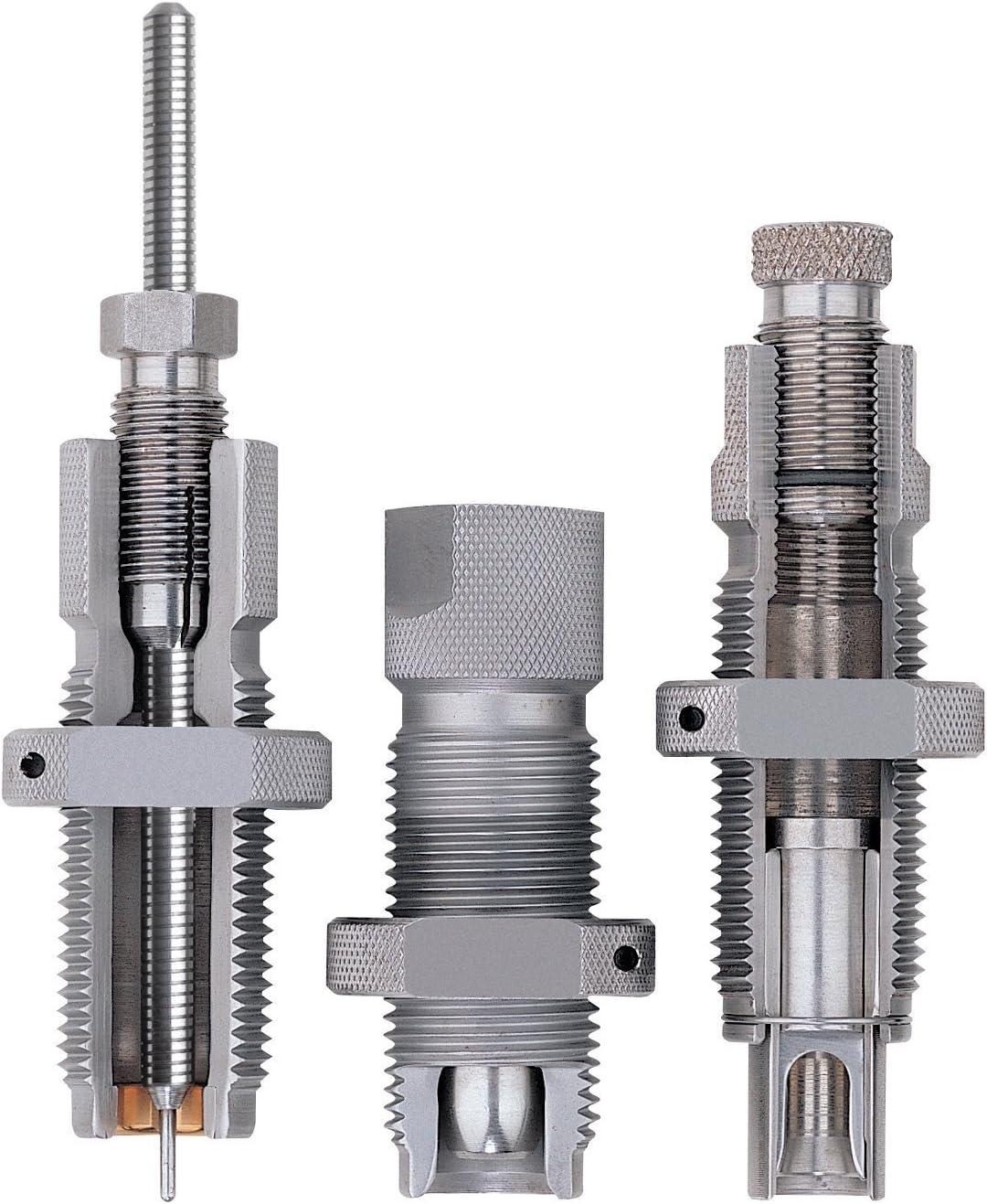 Hornady 546425 DIESET 3 405 WIN Winchester Custom Grade Reloading DIE Set (Series II 3-Die Set) (.411)