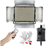 Aputure Light Storm LS 1c 1536 SMD Led CRI95 Bi-Color Dimmable Led Light Panel with V-Mount Battery Plate and 2.4G Wireless Remote Controller - Unique Light-Control Separation Design