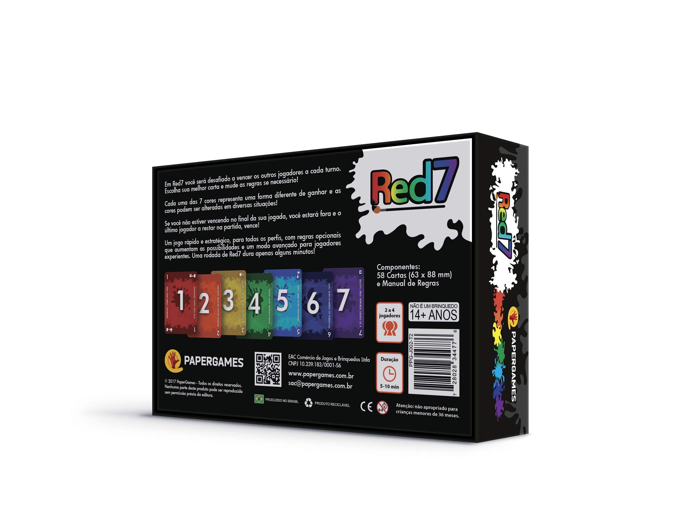 Red7 Card Game by Asmadi Games (Image #2)