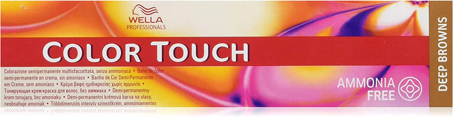 Wella Tinte Color Touch Deep Browns 7/73-60 ml