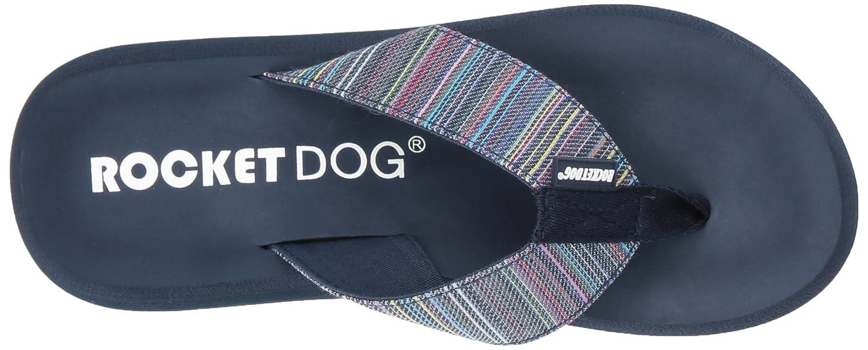 Rocket Dog Womens Spotlight2 Ipanema Cotton Flip-Flop