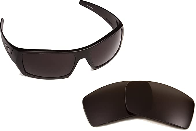 Gascan Replacement Lenses Advanced Black by SEEK fits OAKLEY Sunglasses 9d06608a1549