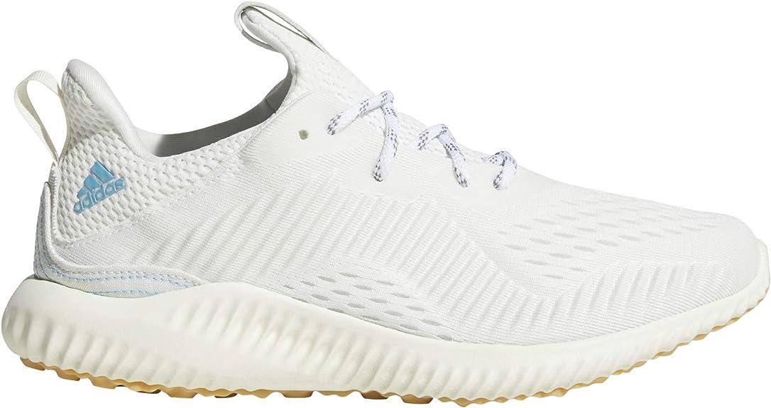 Adidas Alphabounce 1 Parley W, Zapatillas de Trail Running para Mujer, Blanco (Nondye/Azuvap 000), 36 EU: Amazon.es: Zapatos y complementos