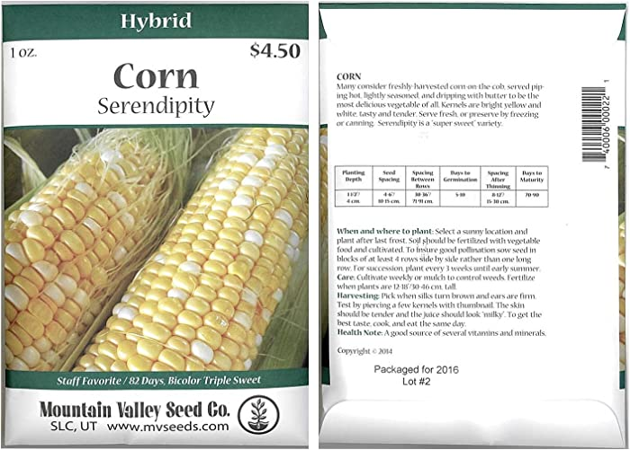 The Best Miracle Corn Seed