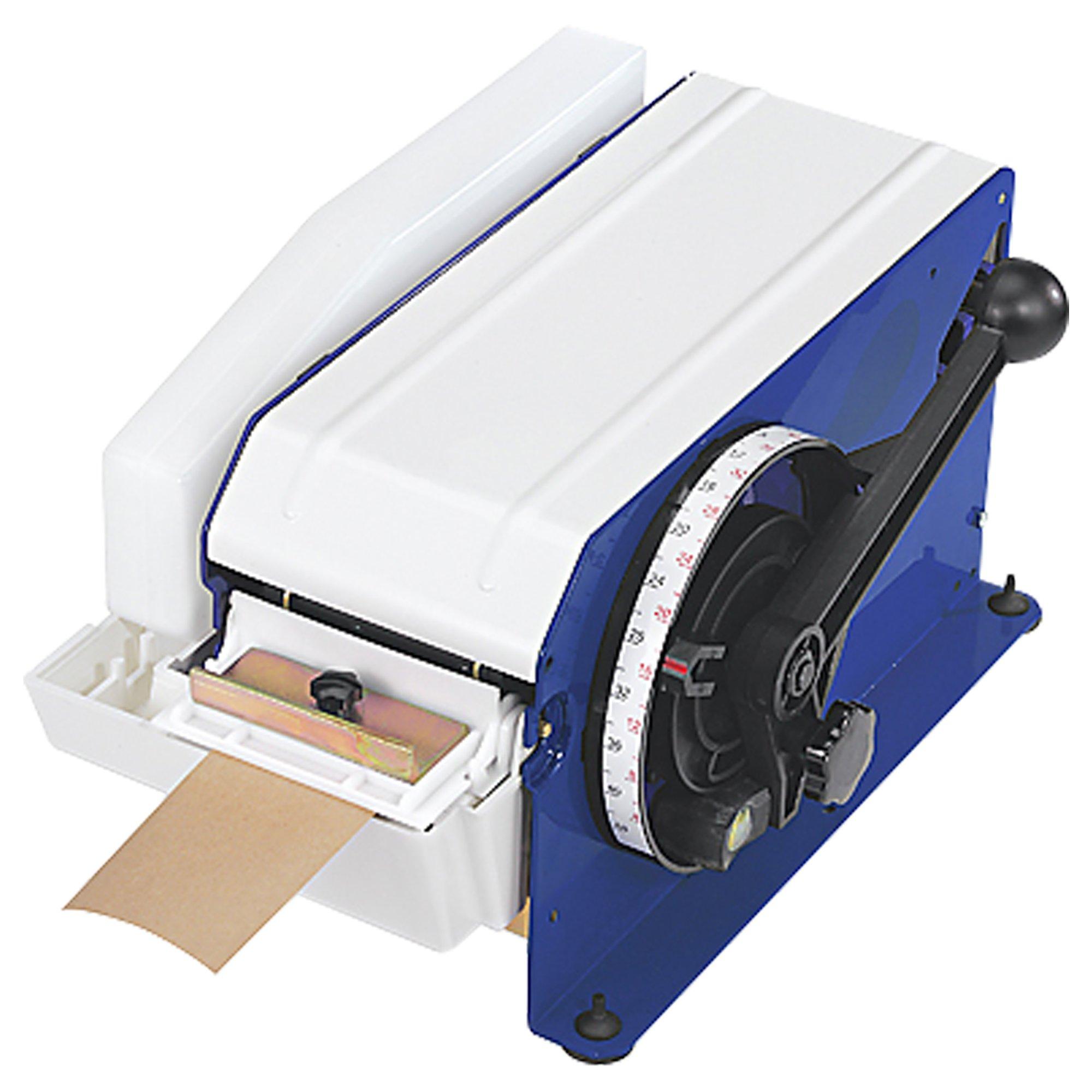 Partners Brand Tape Logic Manual Paper Tape Dispenser, Blue/White