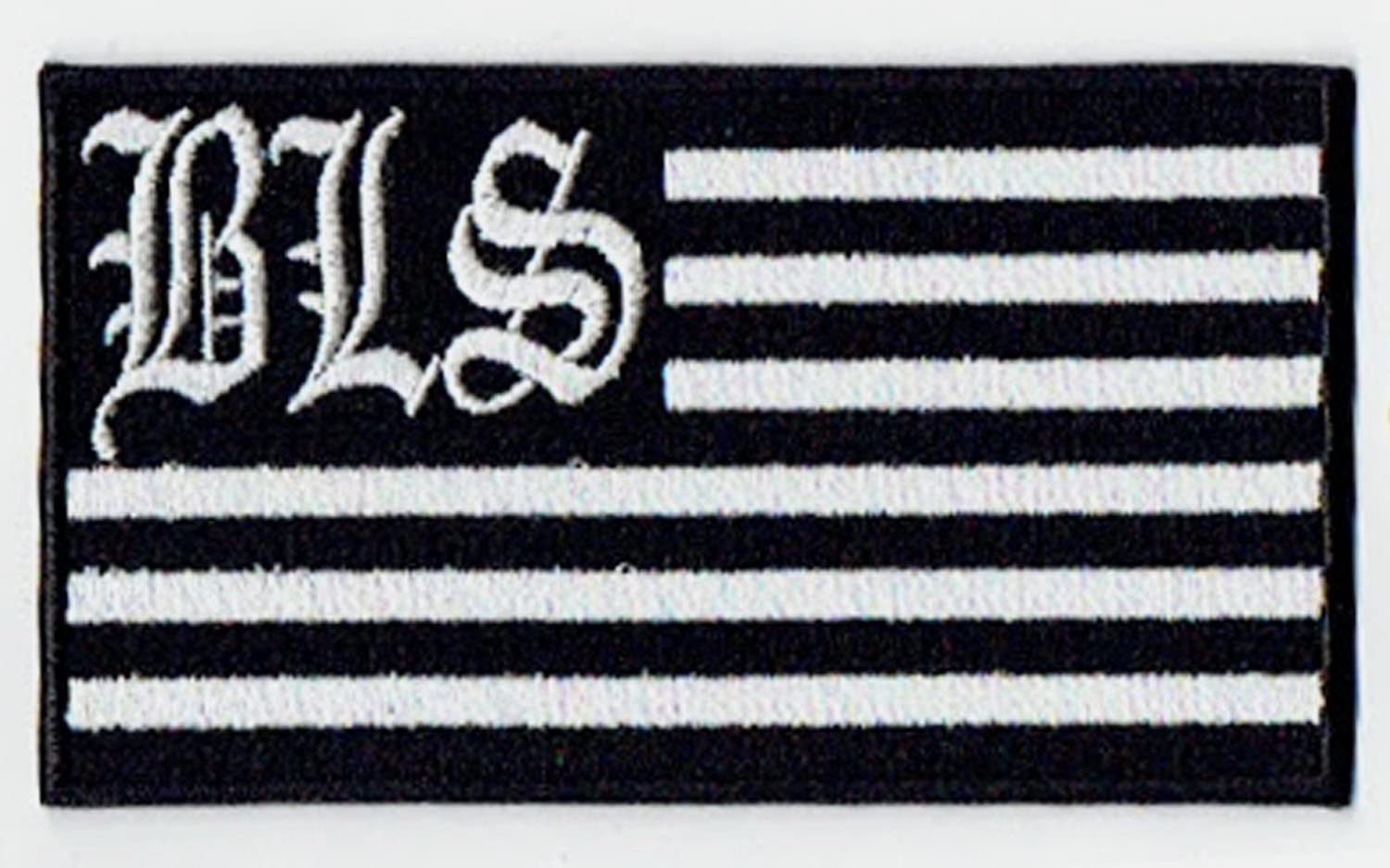 Black Label Society Rock Band Sew or Iron on Patch NEW