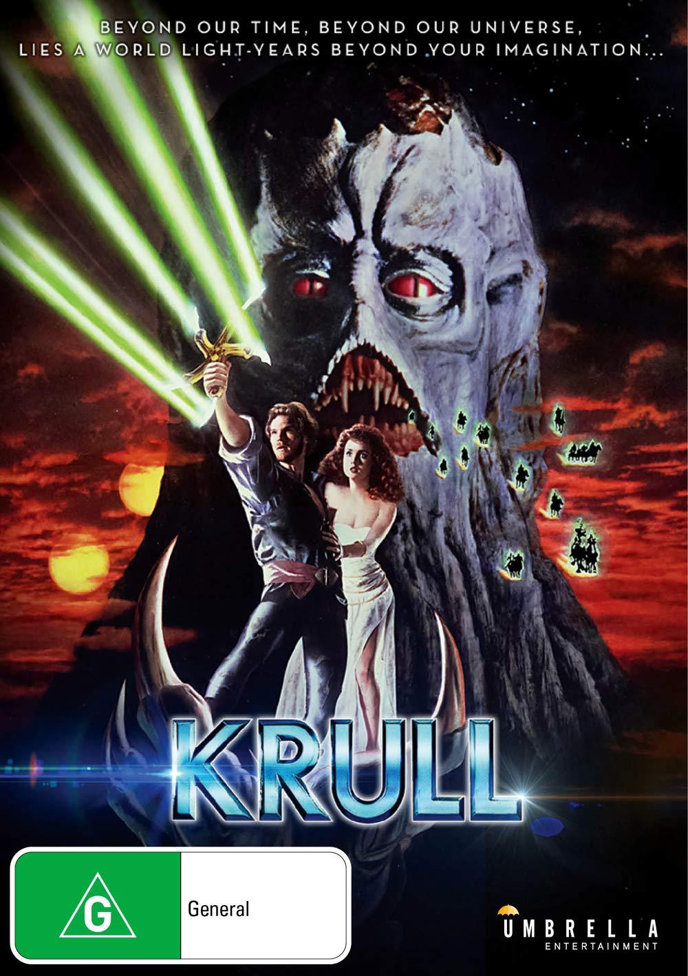 Krull [Edizione: Stati Uniti] [Italia] [DVD]: Amazon.es ...