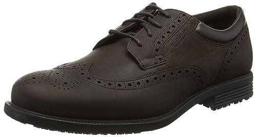 Rockport Men S Northfield Leather Lace Up Shoes