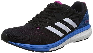 adidas Adizero Boston 7 Women s Running Shoes - AW18-6 - Black 2a6e2e541