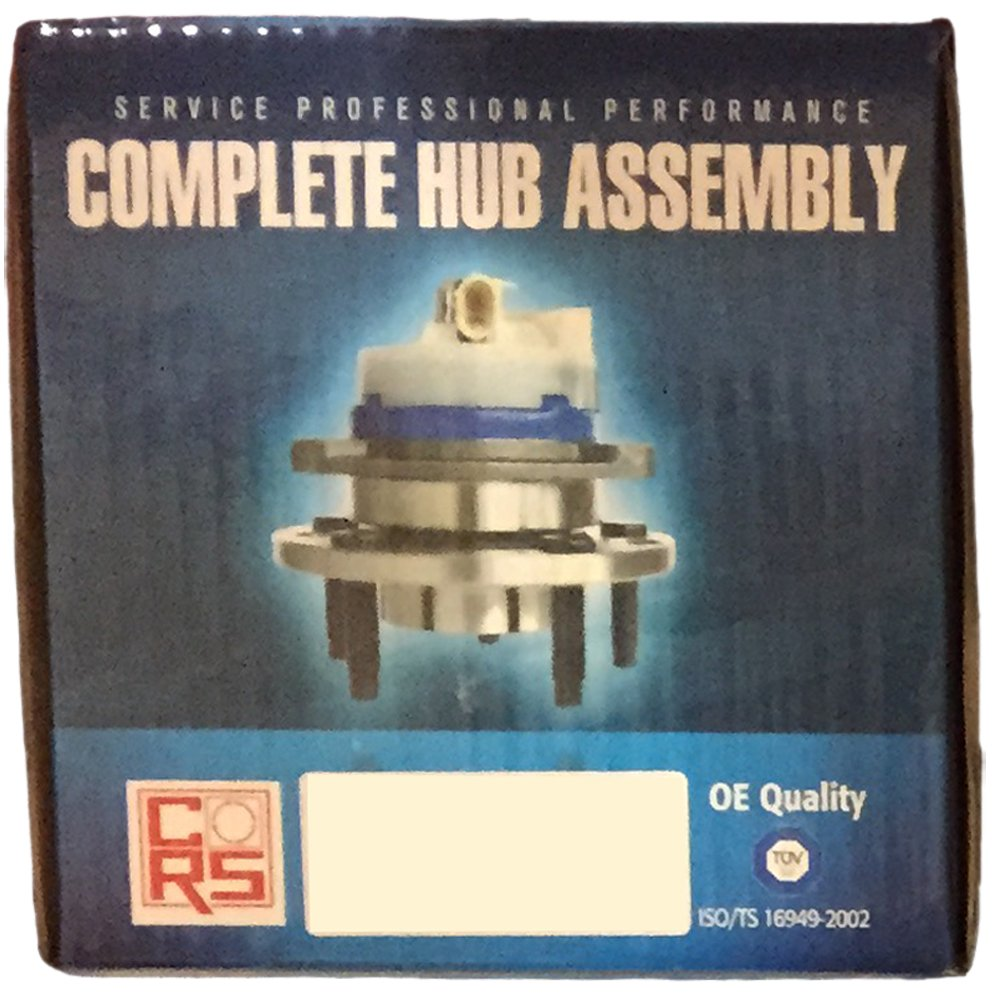 CRS NT590467 Wheel & Hub Bearing Assembly