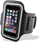 World Quality iPhone 5 Armbands Buy 1 Get 1 Free 5/5S/5C iPod Touch 5 Sport Armband Belt Strap Band Sleeve Case Cover Pouch Key Holder for Running Jogging Gym Cycling Workout