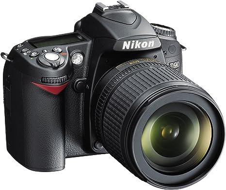 Nikon D90 + AF-S DX NIKKOR 18-105 mm VR + 4GB SD Card Juego de ...